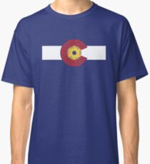 Ride Colorado (Bicycle Cassette) Classic T-Shirt