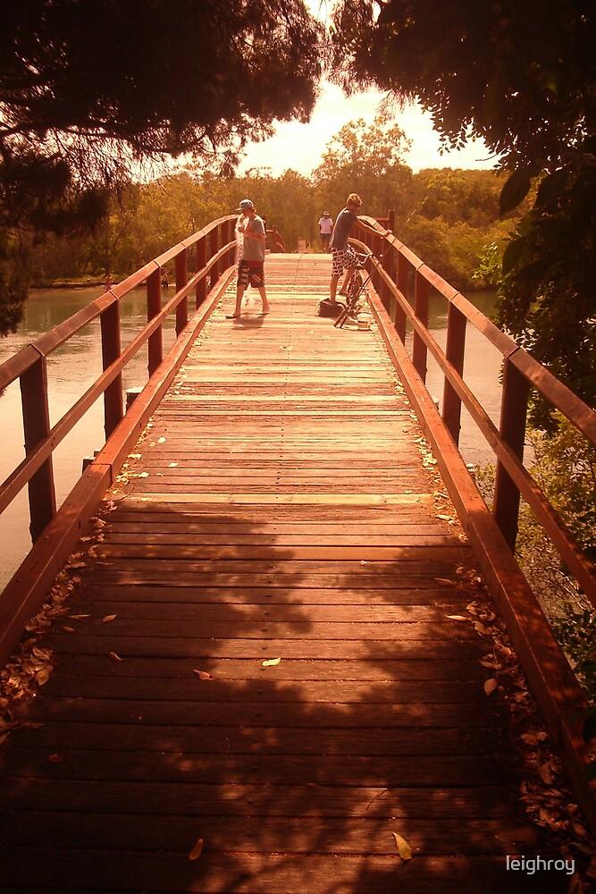 bridge by leighroy
