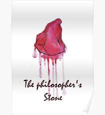 The Philosophers stone Poster
