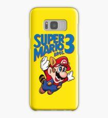 Super Mario Bros 3 Samsung Galaxy Case/Skin