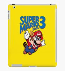Super Mario Bros 3 iPad Case/Skin