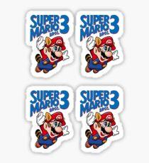 Super Mario Bros 3 Sticker