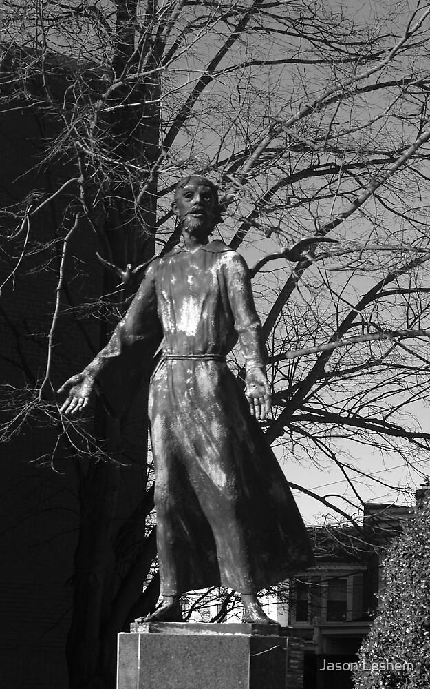 Saint Francis  by Jason Leshem