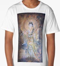 Kuan Yin  Long T-Shirt