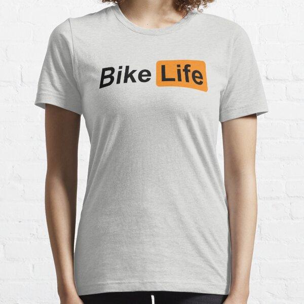 Vie de vélo T-shirt essentiel