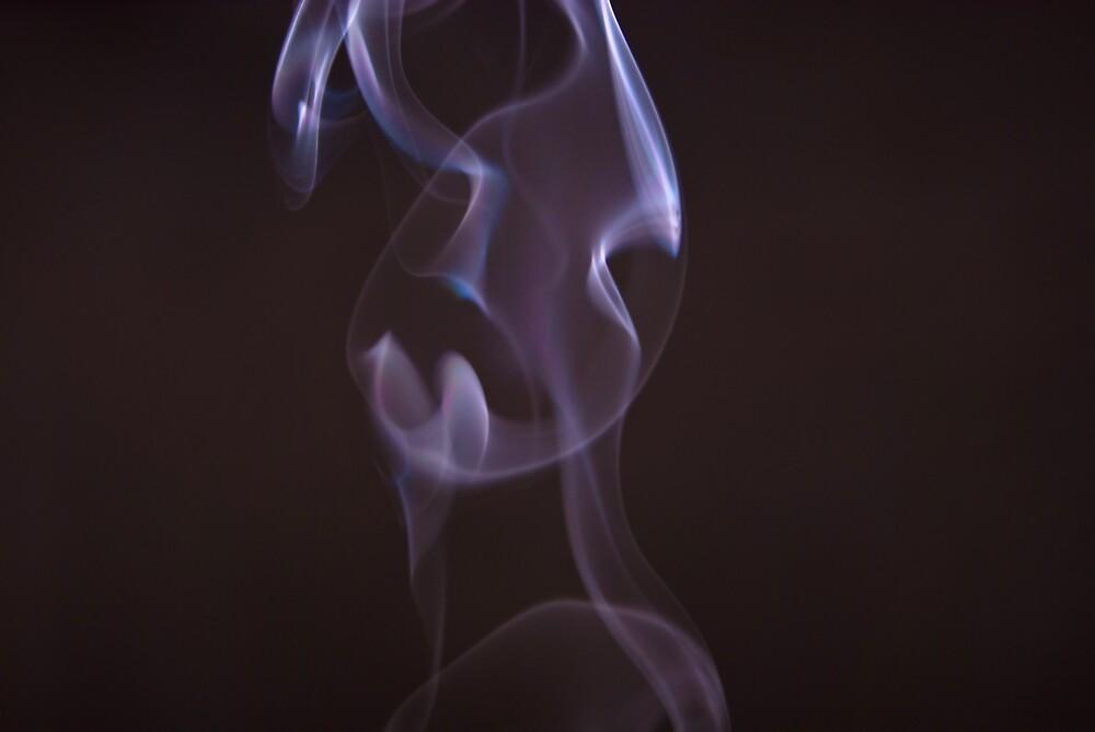Smoke Demon by BigRPhoto