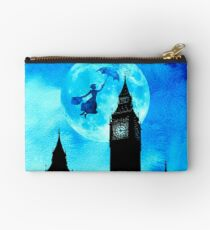 Magical Watercolor Night - Mary Poppins Studio Pouch