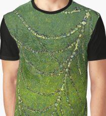 Spider Web  Graphic T-Shirt