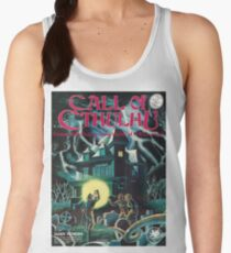 Call of Cthulhu 1st Edition Cover Women's Tank Top