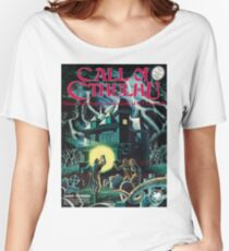 Call of Cthulhu 1st Edition Cover Women's Relaxed Fit T-Shirt