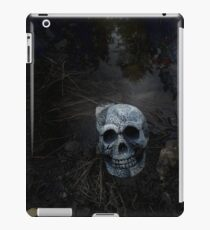 ... nothing is horrible but the living. iPad Case/Skin