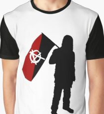 Anarchist Graphic T-Shirt