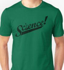 Team Science ! (Black Ink Edition) Unisex T-Shirt