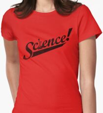 Team Science ! (Black Ink Edition) T-Shirt