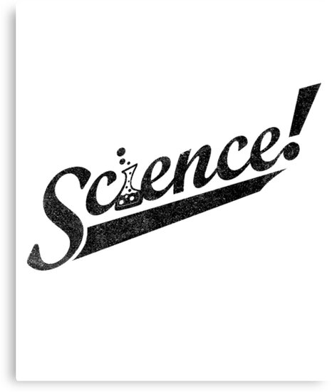 Team Science ! (Black Ink Edition) by geekchic  tees