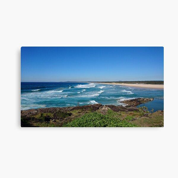 Beaches of Australia - Sawtell Canvas Print