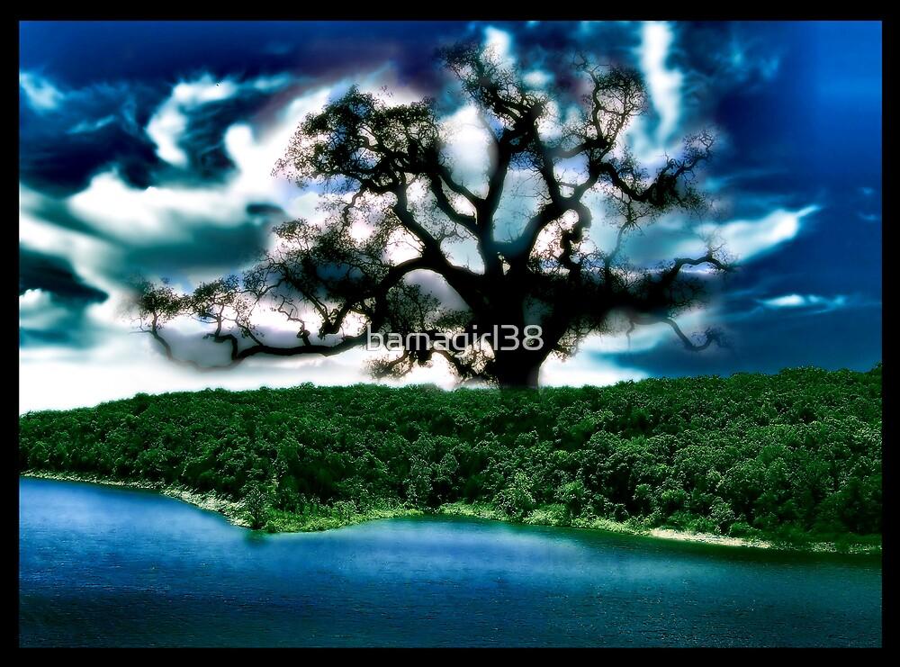 Magic Island Collaboration with Leah Highland by bamagirl38