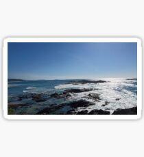 Rocks in the Ocean Sticker