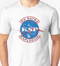 Kerbal KSP Ad Astra Explodius Unisex T-Shirt