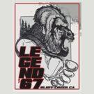 Legend of 67 Original by Tim Miklos