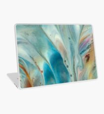 Pearl abstraction Laptop Skin