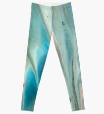 Pearl abstraction Leggings