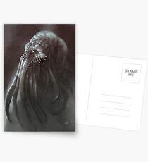 Cthulhu Greeting Card
