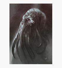 Cthulhu Photographic Print