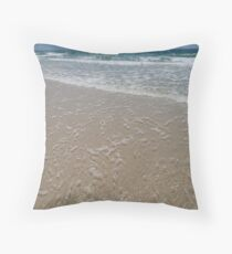 Clear Waters of Australia Throw Pillow
