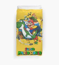 Super Mario World Duvet Cover