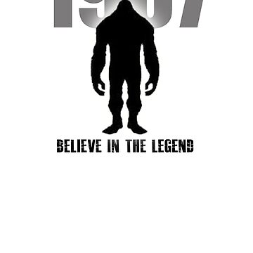 Bigfoot - Legend of 67 - Believe in the Legend by Tmiklos1971