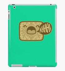 Custard Scream iPad Case/Skin