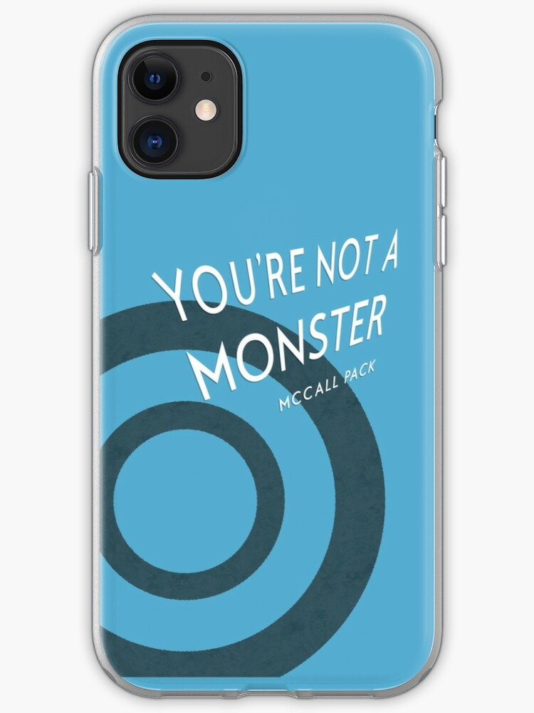 Teen Wolf - McCall Pack | iPhone Case & Cover