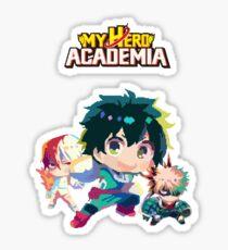 MY Hero Academia Sticker