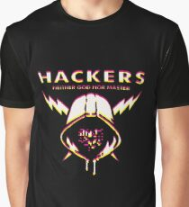 Hackers Graphic T-Shirt