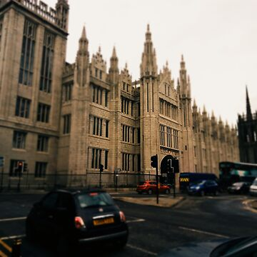 Aberdeen, Marischal College by madday