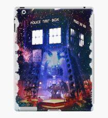 Nebula Public call Box In Space iPhone Case iPad Case/Skin