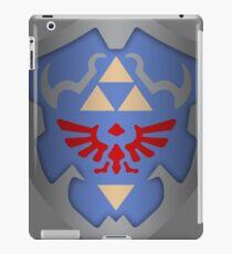 Detailed Hylian Shield iPad Case/Skin