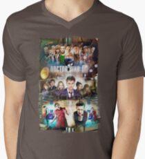 Tardis character T-Shirt T-Shirt