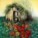 """""""Poppy Day"""" Oil on Canvas by MiSook Kim by misook"""