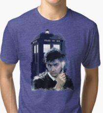 Call Box  Light T-Shirt Tri-blend T-Shirt
