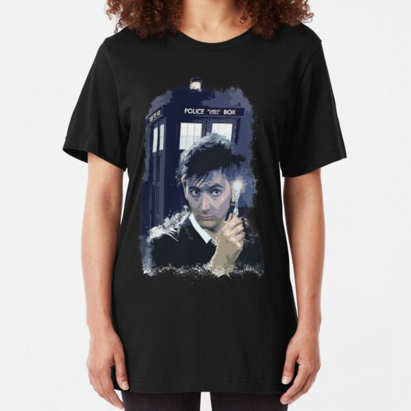 Call Box  Light T-Shirt Slim Fit T-Shirt