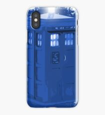 blue Box iPhone 6 plus case iPhone Case