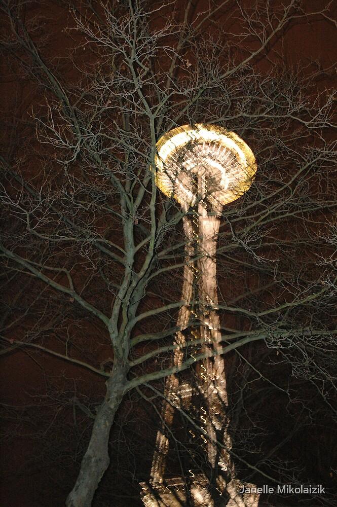 Seattle by Janelle Mikolaizik