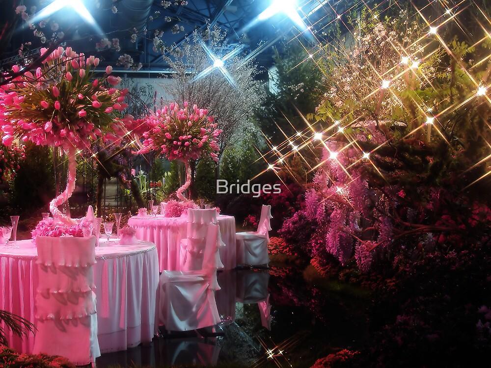 Pink Wedding by Bridges