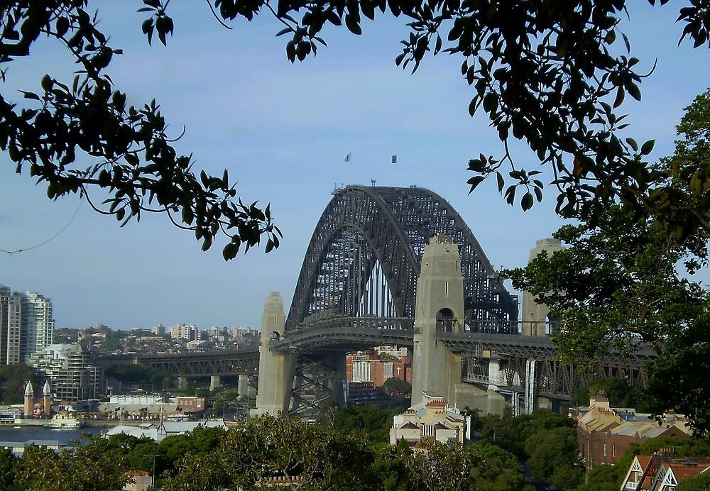 Sydney Harbour Bridge by ticktock7772003
