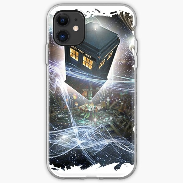 time lord blue box iPhone 6 plus cases iPhone Soft Case