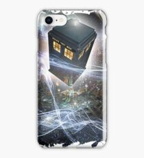 time lord blue box iPhone 6 plus cases iPhone Case/Skin