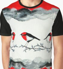 Robins Graphic T-Shirt