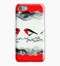 Robins iPhone Case/Skin